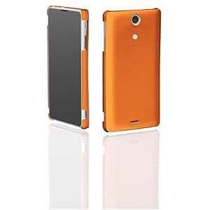 【正規品】 MSY GRAPHT ベルベットケース for Xperia GX Orange/オレンジ EPA09-004OR