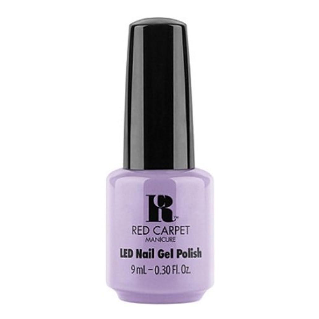 知っているに立ち寄る火曜日派生するRed Carpet Manicure - LED Nail Gel Polish - PR Darling - 0.3oz / 9ml