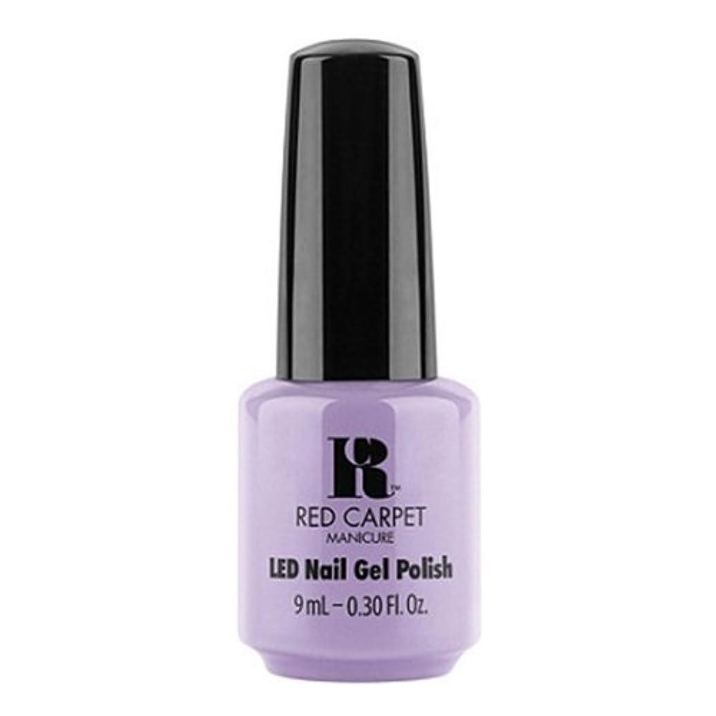 理容室包囲煩わしいRed Carpet Manicure - LED Nail Gel Polish - PR Darling - 0.3oz / 9ml