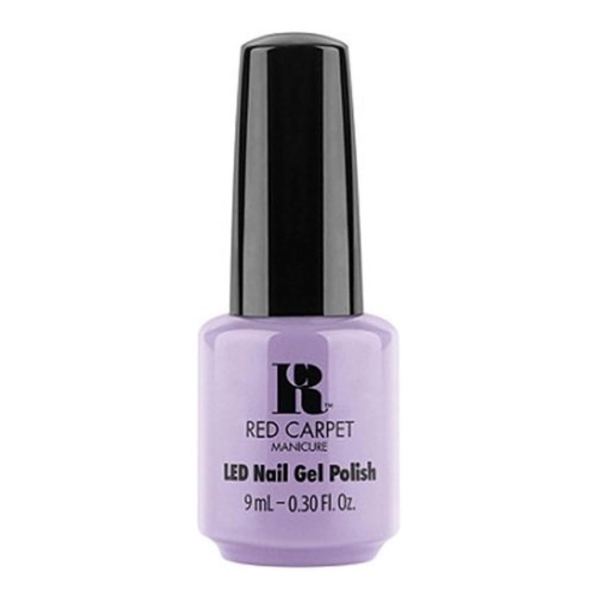 伝染性野菜カリキュラムRed Carpet Manicure - LED Nail Gel Polish - PR Darling - 0.3oz / 9ml