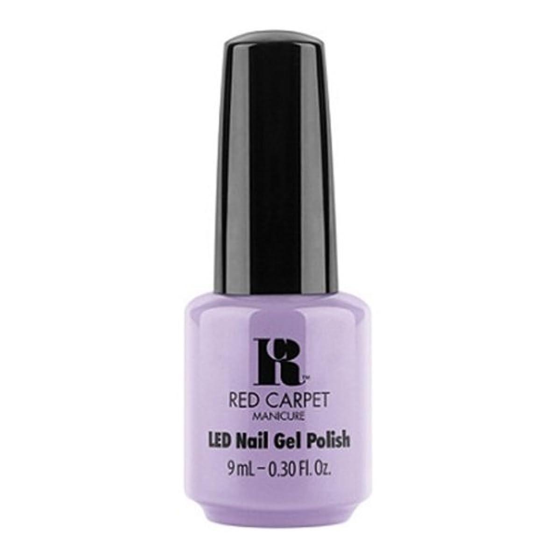 あたりアカデミーいっぱいRed Carpet Manicure - LED Nail Gel Polish - PR Darling - 0.3oz / 9ml