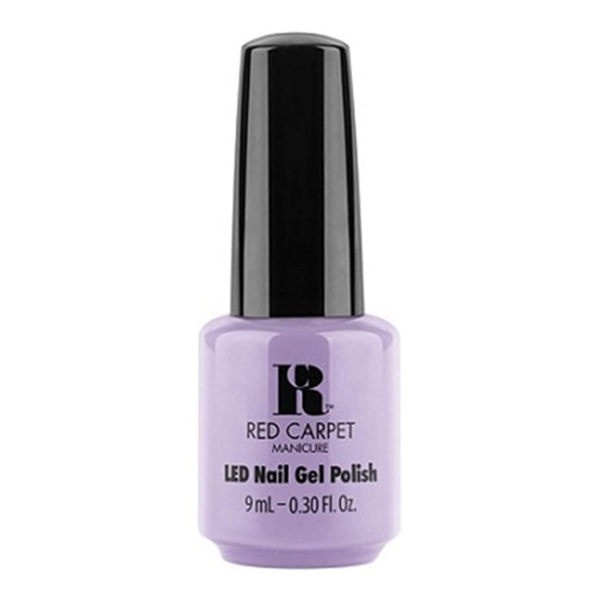 Red Carpet Manicure - LED Nail Gel Polish - PR Darling - 0.3oz / 9ml
