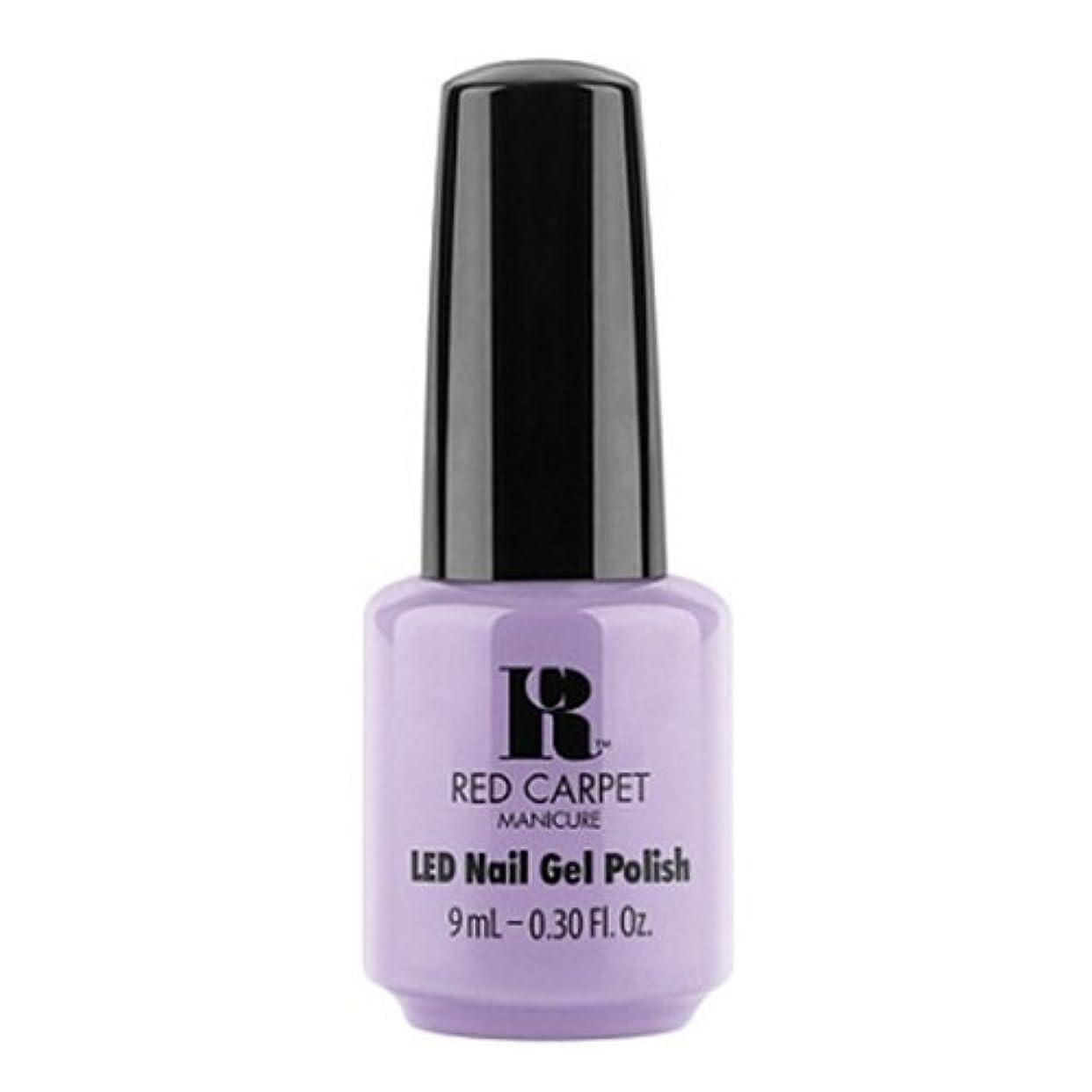階コマース墓Red Carpet Manicure - LED Nail Gel Polish - PR Darling - 0.3oz / 9ml