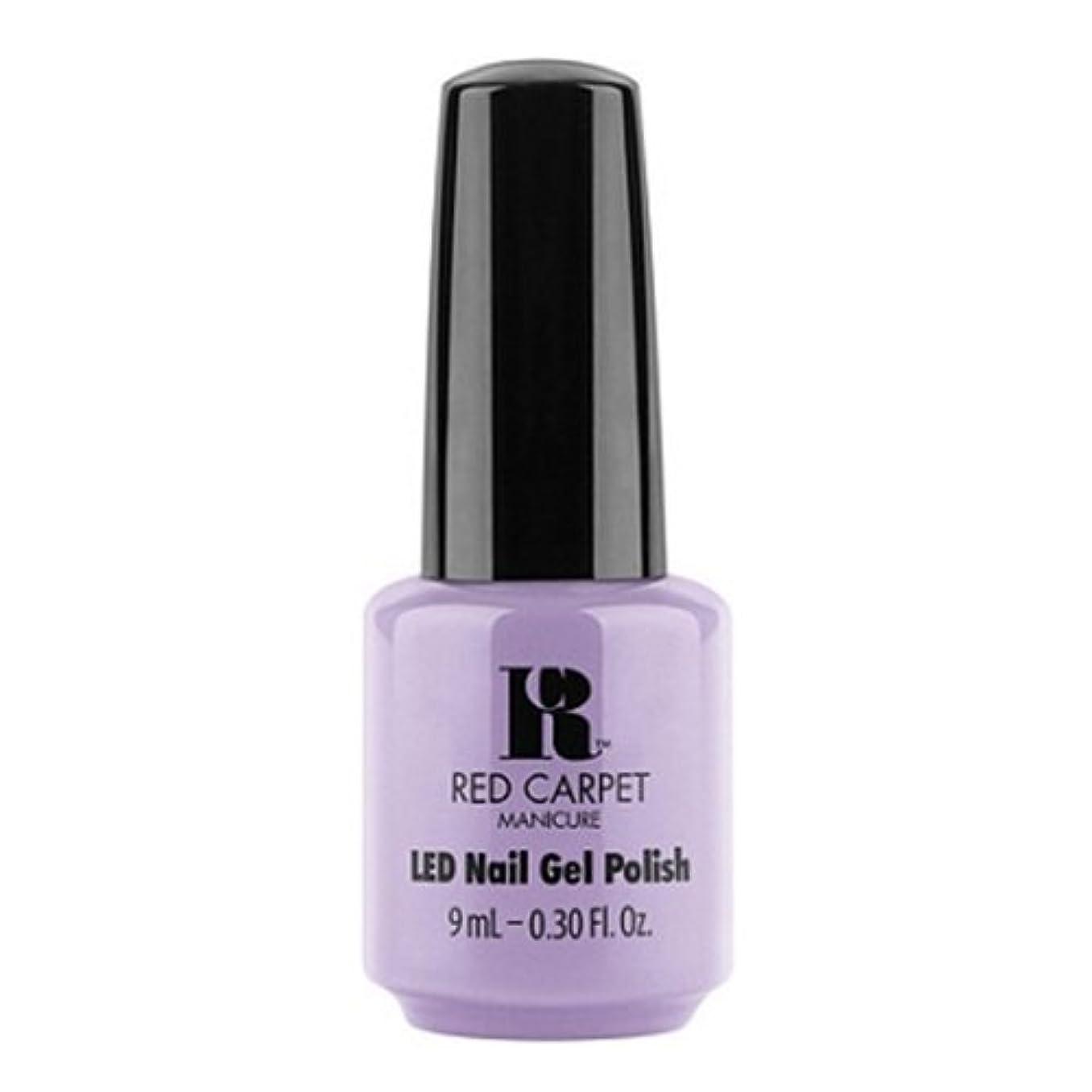 であること大陸ナラーバーRed Carpet Manicure - LED Nail Gel Polish - PR Darling - 0.3oz / 9ml