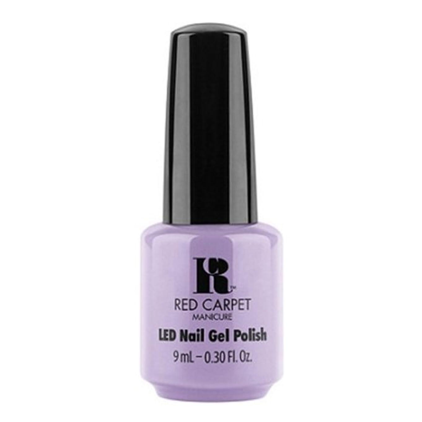 広まった時計富Red Carpet Manicure - LED Nail Gel Polish - PR Darling - 0.3oz / 9ml