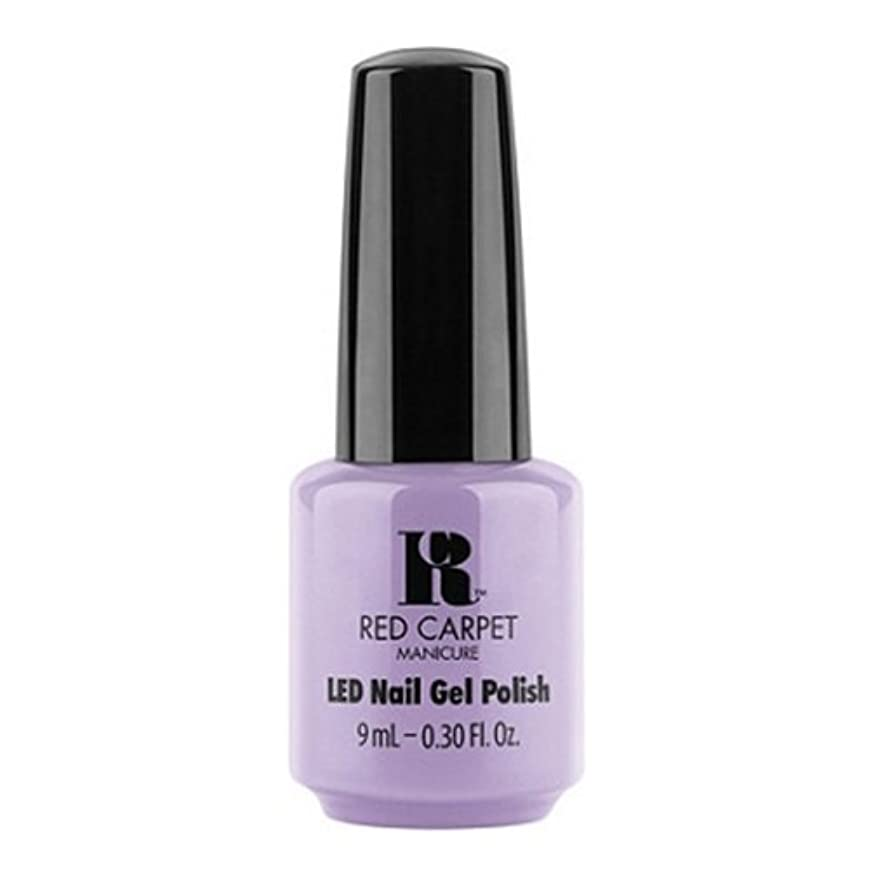 姉妹パイルに対応するRed Carpet Manicure - LED Nail Gel Polish - PR Darling - 0.3oz / 9ml