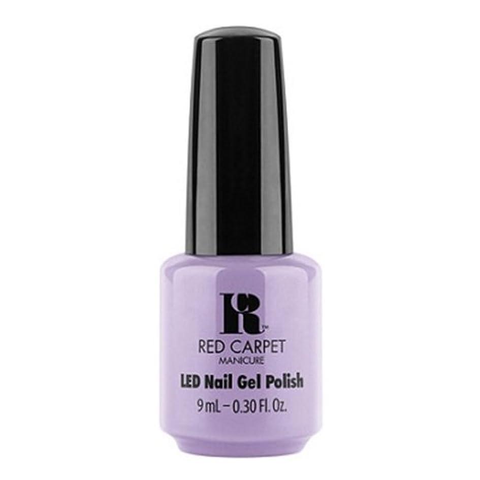 閉じる権限外観Red Carpet Manicure - LED Nail Gel Polish - PR Darling - 0.3oz / 9ml