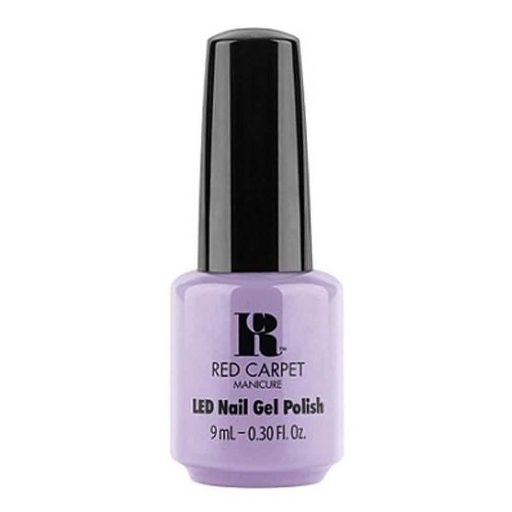批判するレトルト吐くRed Carpet Manicure - LED Nail Gel Polish - PR Darling - 0.3oz / 9ml