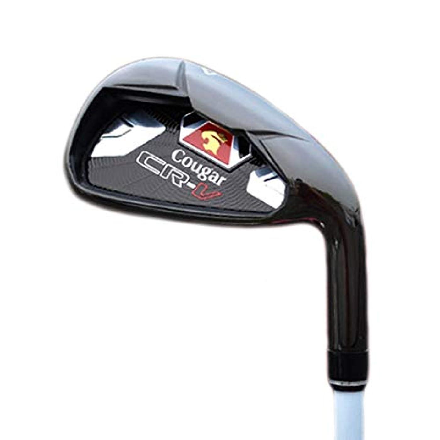 端末コスチュームパドルゴルフ用品 ゴルフクラブ練習棒(ブラック)