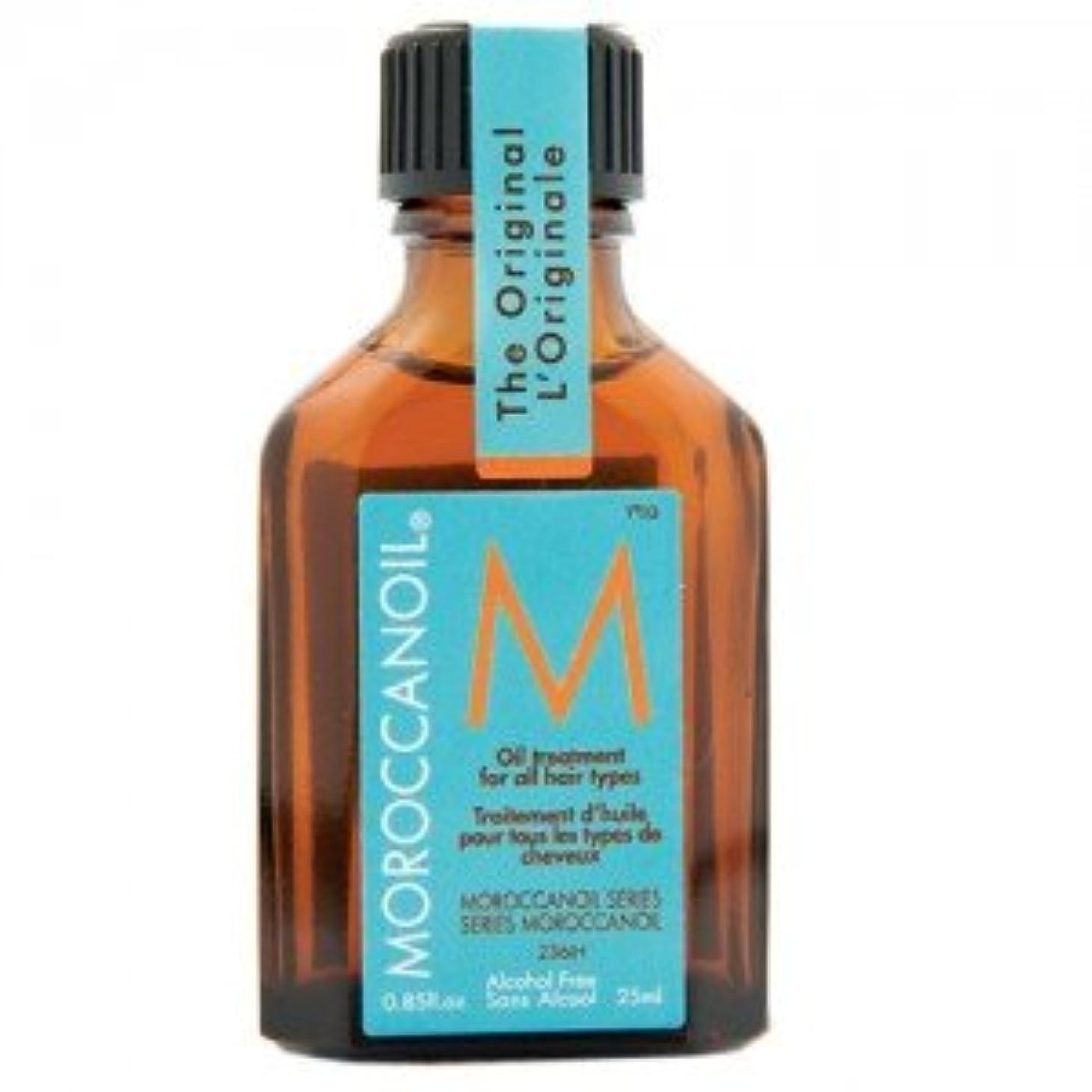石油免疫雑草モロッカンオイル(MOROCCANOIL) モロッカンオイル 25ml[並行輸入品]