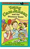Young CAM Jansen and the Dinosaur Game (Easy-To-Read Young CAM Jansen - Level 2)