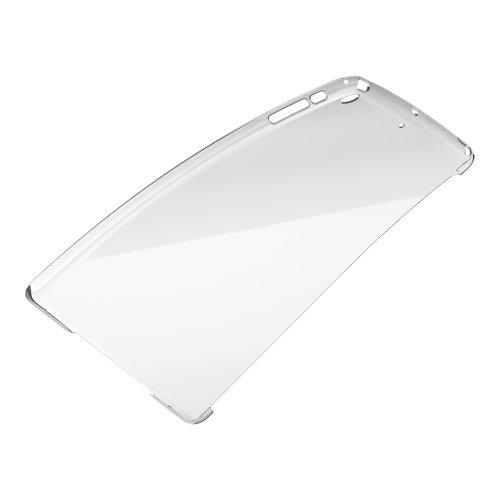 『iBUFFALO iPad mini 3 / iPad mini Retina らくらくハードケース 液晶保護フィルム付 クリア BSIPD713HCR 【曲げても割れない着脱カンタン 新素材「クラリティ」を採用したイージーハードケース】』の3枚目の画像