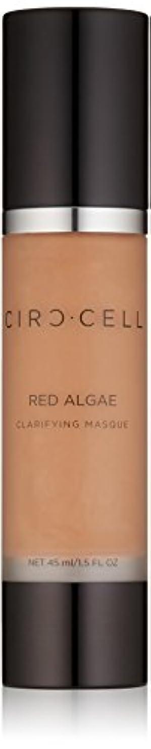 CIRCCELL 紅藻類明確化マスク、1.5液量オンス