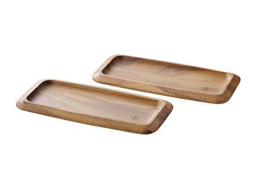 RoomClip商品情報 - KEVNHAUN カフェトレイ&ロングカッティングボード S 2枚セット KDS.107/2