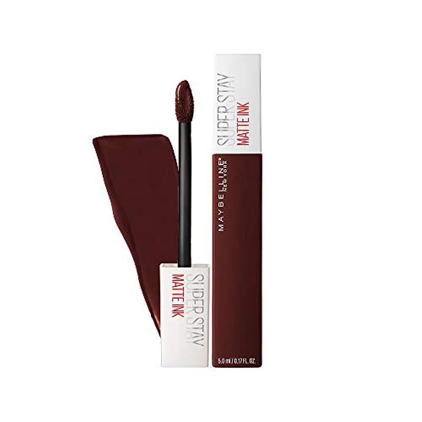 ファイル困惑する論文MAYBELLINE SuperStay Matte Ink - Protector (並行輸入品)