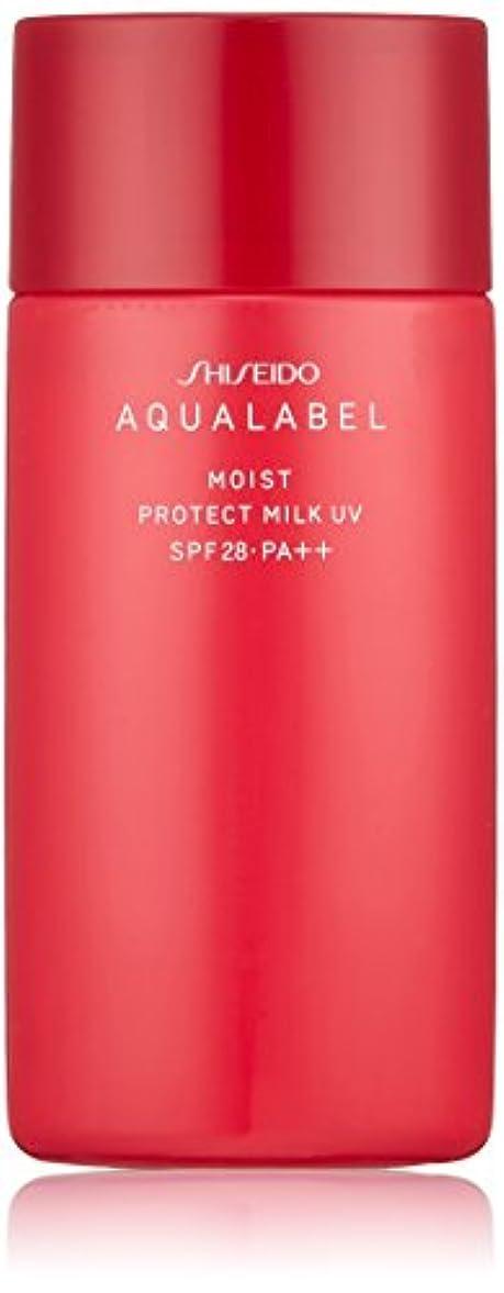 サンプル傾向がありますこねるアクアレーベル モイストプロテクトミルクUV (日中用美容液) (SPF28?PA++) 50mL