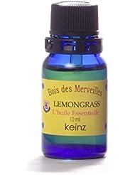 keinzエッセンシャルオイル「レモングラス10ml」 ケインズ正規品 製造国アメリカ 完全無添加精油 人工香料は使っていません。
