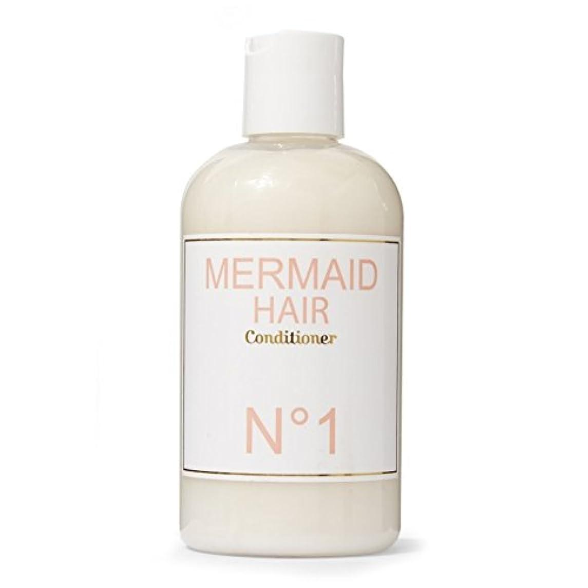 新着百年海里人魚香水人魚コンディショナー300ミリリットル x4 - Mermaid Perfume Mermaid Conditioner 300ml (Pack of 4) [並行輸入品]