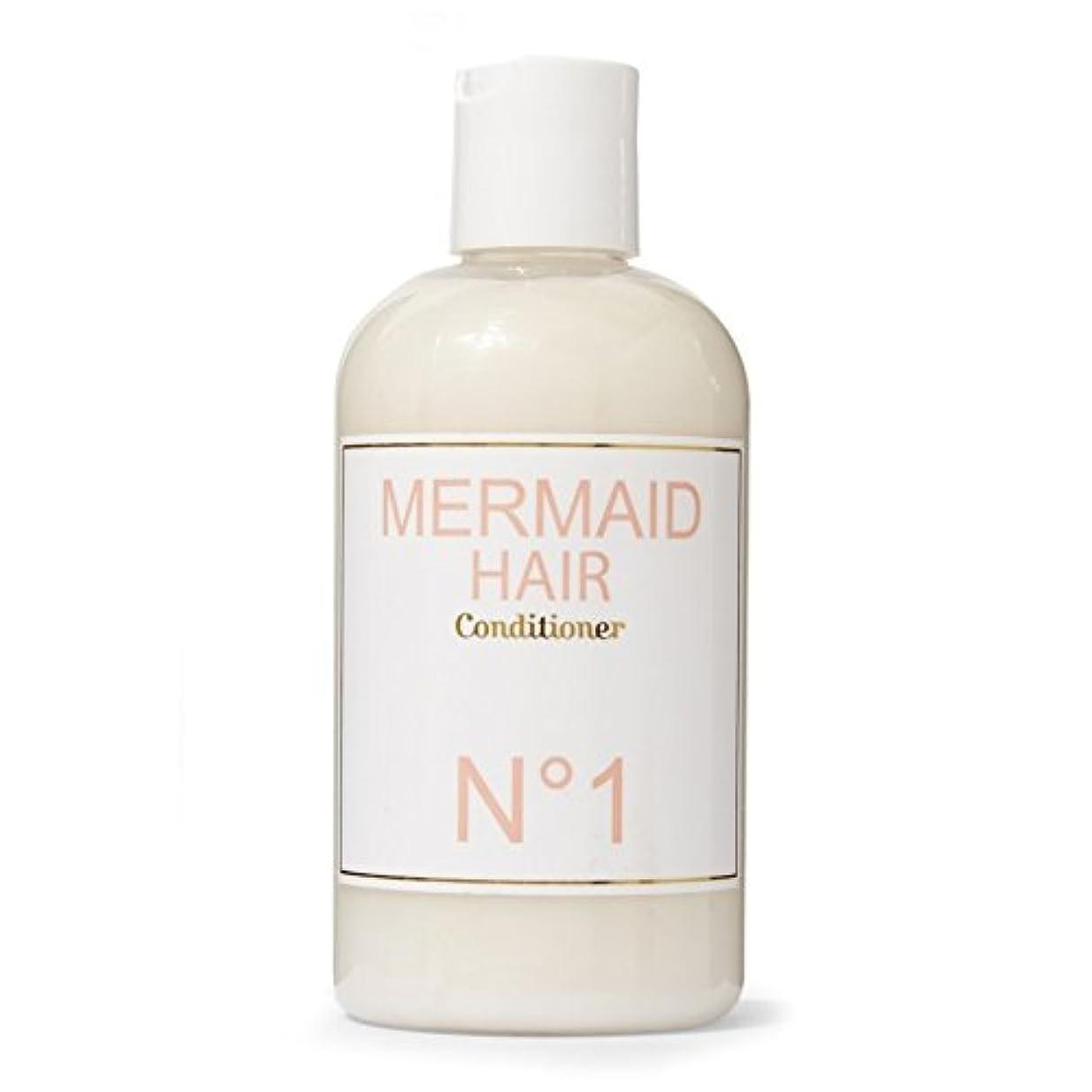 連帯ドック競争人魚香水人魚コンディショナー300ミリリットル x4 - Mermaid Perfume Mermaid Conditioner 300ml (Pack of 4) [並行輸入品]