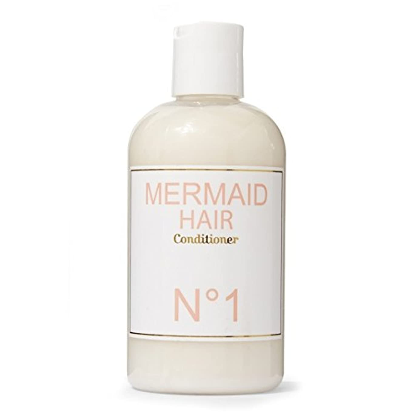 義務植物学コンピューターゲームをプレイする人魚香水人魚コンディショナー300ミリリットル x4 - Mermaid Perfume Mermaid Conditioner 300ml (Pack of 4) [並行輸入品]