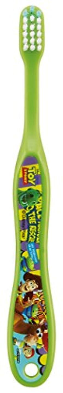 スラッシュ従事するランチョンSKATER TOYSTORY 歯ブラシ(転写タイプ) 園児用 TB5N