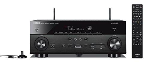 ネットワークAVレシーバー RX-A780 AVENTAGE 7.1ch Dolby Atmos DTS:X ブラック RX-A780(B)