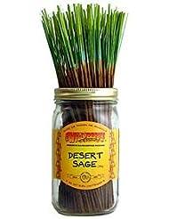 Desert Sage – 100ワイルドベリーIncense Sticks