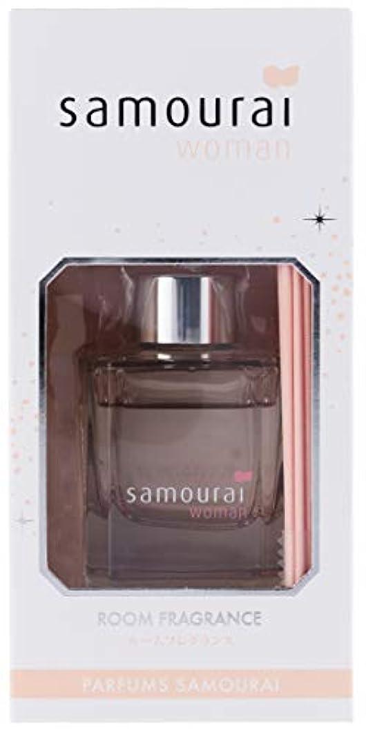 きしむ慎重偶然のSamourai woman(サムライウーマン) サムライウーマン ルームフレグランス サムライウーマンの香り 60ml