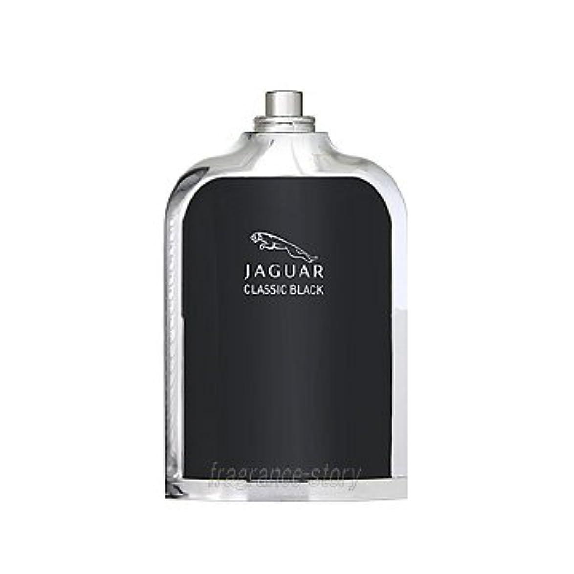 会話祈り引っ張る【ジャガー】ジャガー クラシック ブラック (テスター) EDT?SP 100ml (並行輸入品)
