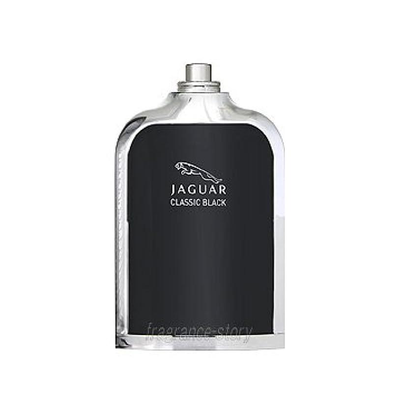 混合したメッセージ致命的な【ジャガー】ジャガー クラシック ブラック (テスター) EDT?SP 100ml (並行輸入品)