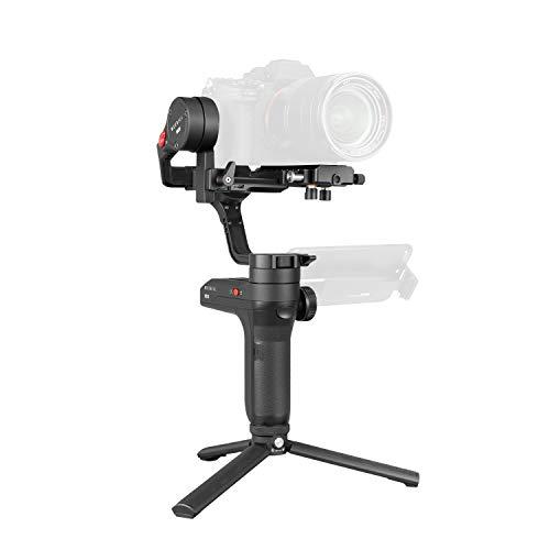 【新登場&日本語マニュアル&1年保証】Zhiyun WEEBILL LAB ハンドヘルドジンバル 3軸360度無制限画像伝送タッチ保持操作ミラーレスカメラ対応のViaTouch制御システム(標準パッケージ)