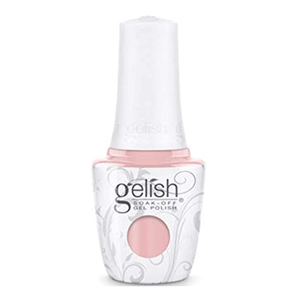 プット霧名声Harmony Gelish - The Color of Petals - I Feel Flower-ful - 15 mL / 0.5 oz