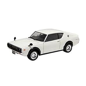 フジミ模型 1/24 インチアップシリーズ No.46 KPGC110 ケンメリ GT-R 2ドア '73 プラモデル ID46