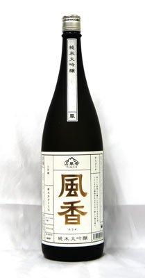 梅乃宿 風香 純米大吟醸 1.8L
