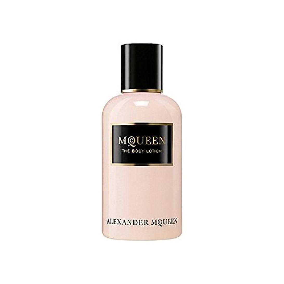 科学者不機嫌そうなルーキーアレキサンダーマックイーンマックイーンオードパルファムボディローション250ミリリットル x2 - Alexander Mcqueen Amq Mcqueen Eau De Parfum Body Lotion 250ml...