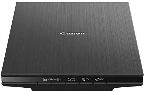 Canon スキャナー フラットベッド カラー CANOSCAN LIDE 400