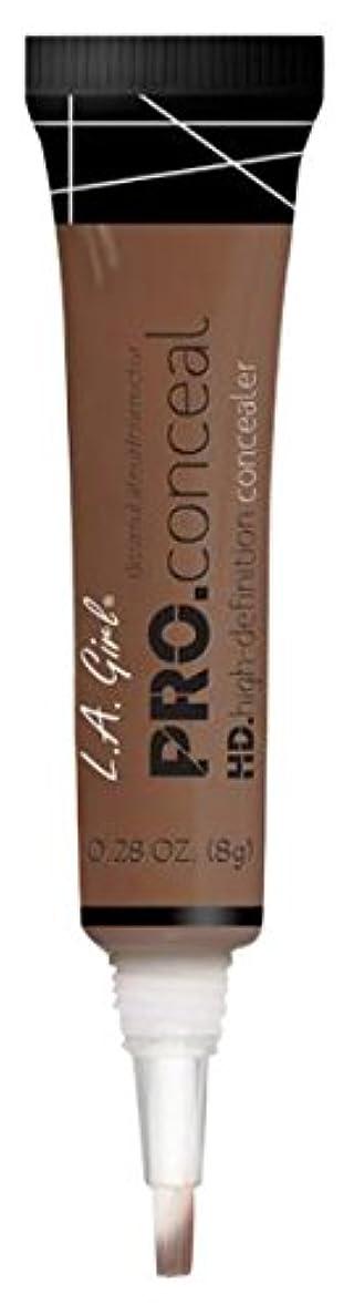 重力気づくなる博覧会LA GIRL Pro Conceal - Espresso