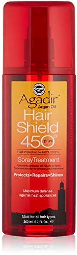 削除する集まる娯楽アガディール Hair Shield 450 Plus Spray Treatment (For All Hair Types) 200ml