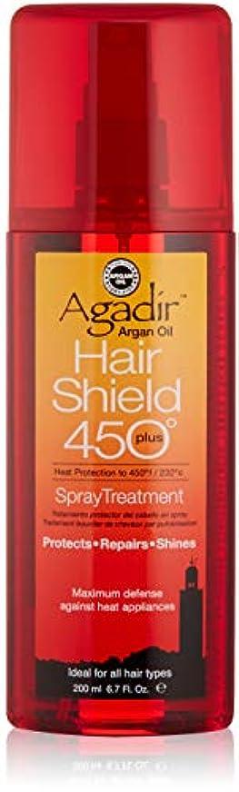 みすぼらしい部分豊かなアガディール Hair Shield 450 Plus Spray Treatment (For All Hair Types) 200ml