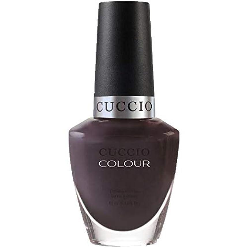鈍いセクタ病的Cuccio Colour Gloss Lacquer - Smoking Gun - 0.43oz / 13ml