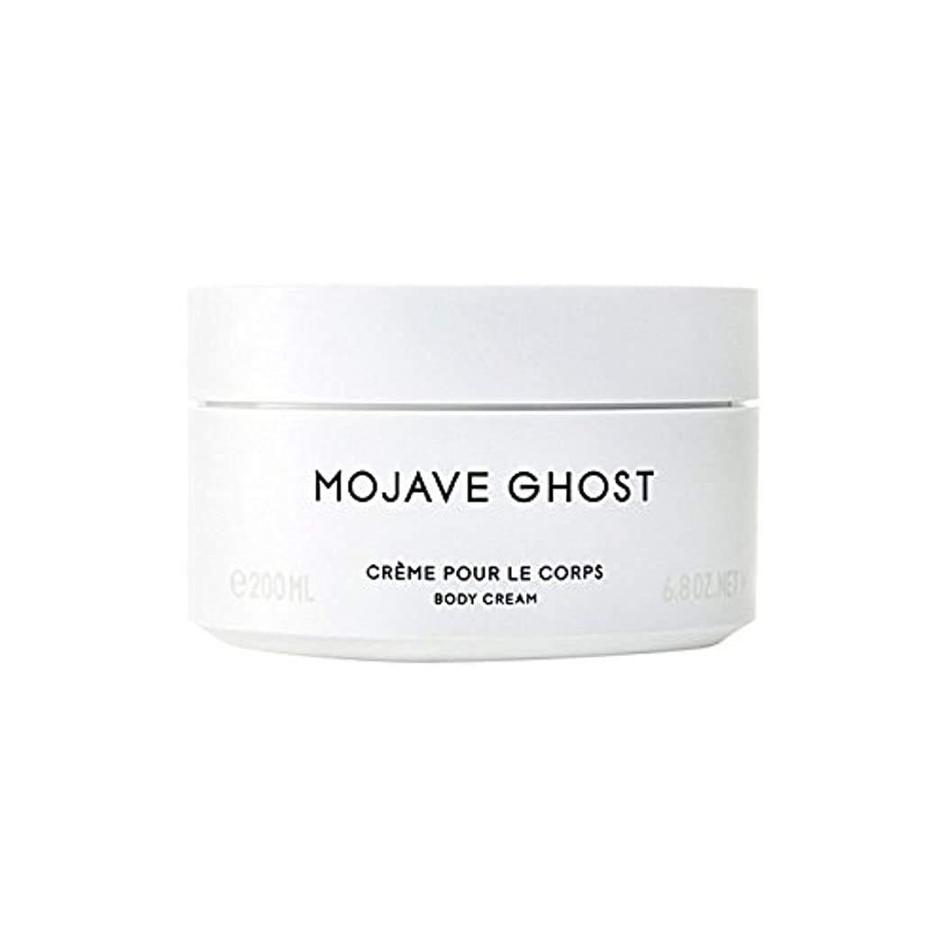 吸収剤祭り生むモハーベゴーストボディクリーム200ミリリットル x4 - Byredo Mojave Ghost Body Cream 200ml (Pack of 4) [並行輸入品]