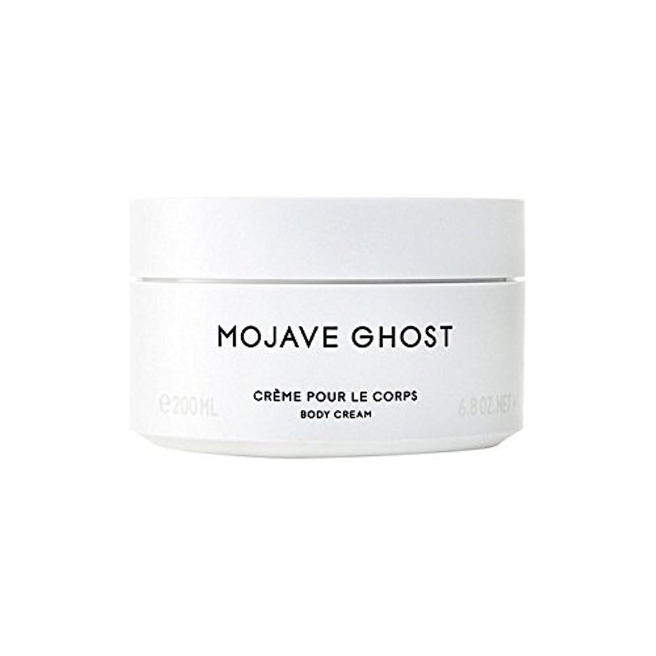 原稿スプレーおかしいByredo Mojave Ghost Body Cream 200ml (Pack of 6) - モハーベゴーストボディクリーム200ミリリットル x6 [並行輸入品]
