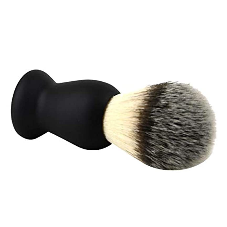 ヘクタール災害エジプトdailymall シェービングブラシ メンズ ひげブラシ 剃毛ブラシ ひげ剃り 理容 洗顔 理髪剃毛ツール