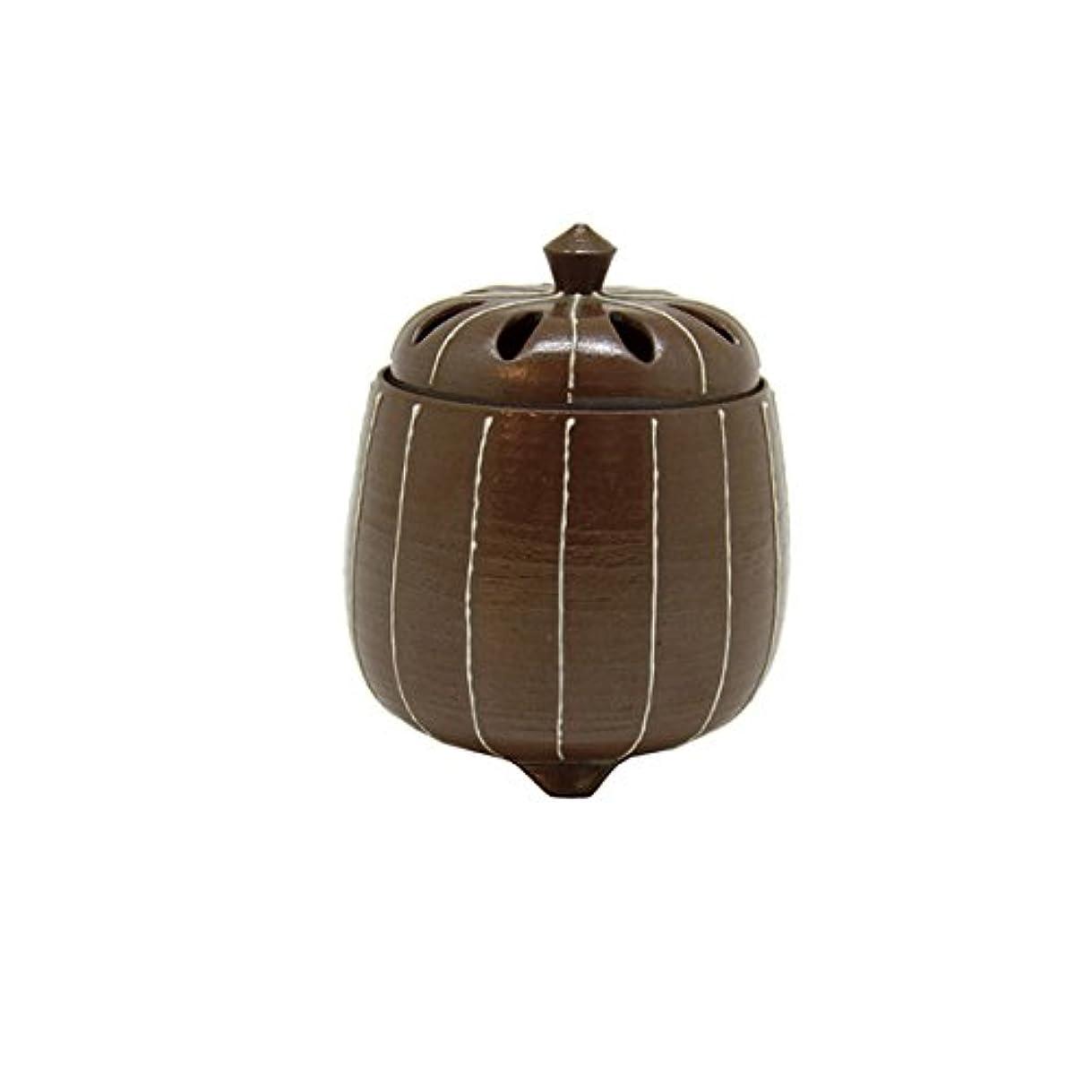 キャロライン式酸度香炉 焼〆 紙箱入