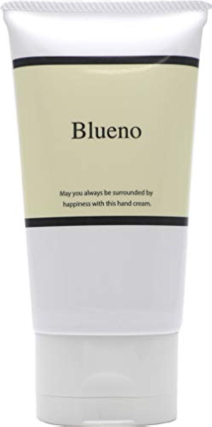 感性発生する活性化するBlueno (ブルーノ) モイストリッチ ハンドクリーム 80g
