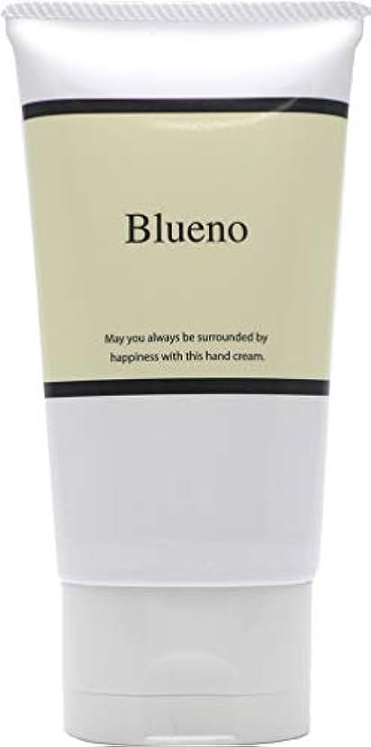 ポジティブみなす認識Blueno (ブルーノ) モイストリッチ ハンドクリーム 80g
