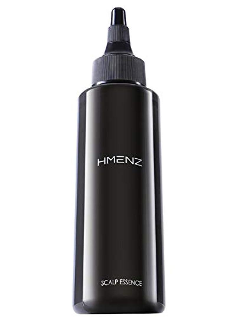 防水デモンストレーション無数の医薬部外品 HMENZ メンズ 育毛剤 スカルプエッセンス 毛髪エイジングケアシリーズ 和漢根 海藻配合 育毛トニック 120ml