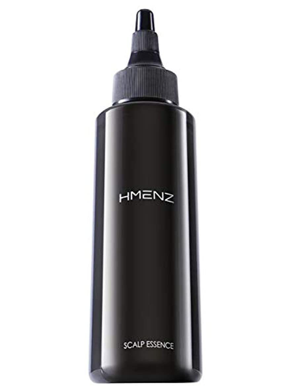 ガラガラ手のひら慈善医薬部外品 HMENZ メンズ 育毛剤 スカルプエッセンス 毛髪エイジングケアシリーズ 和漢根 海藻配合 育毛トニック 120ml