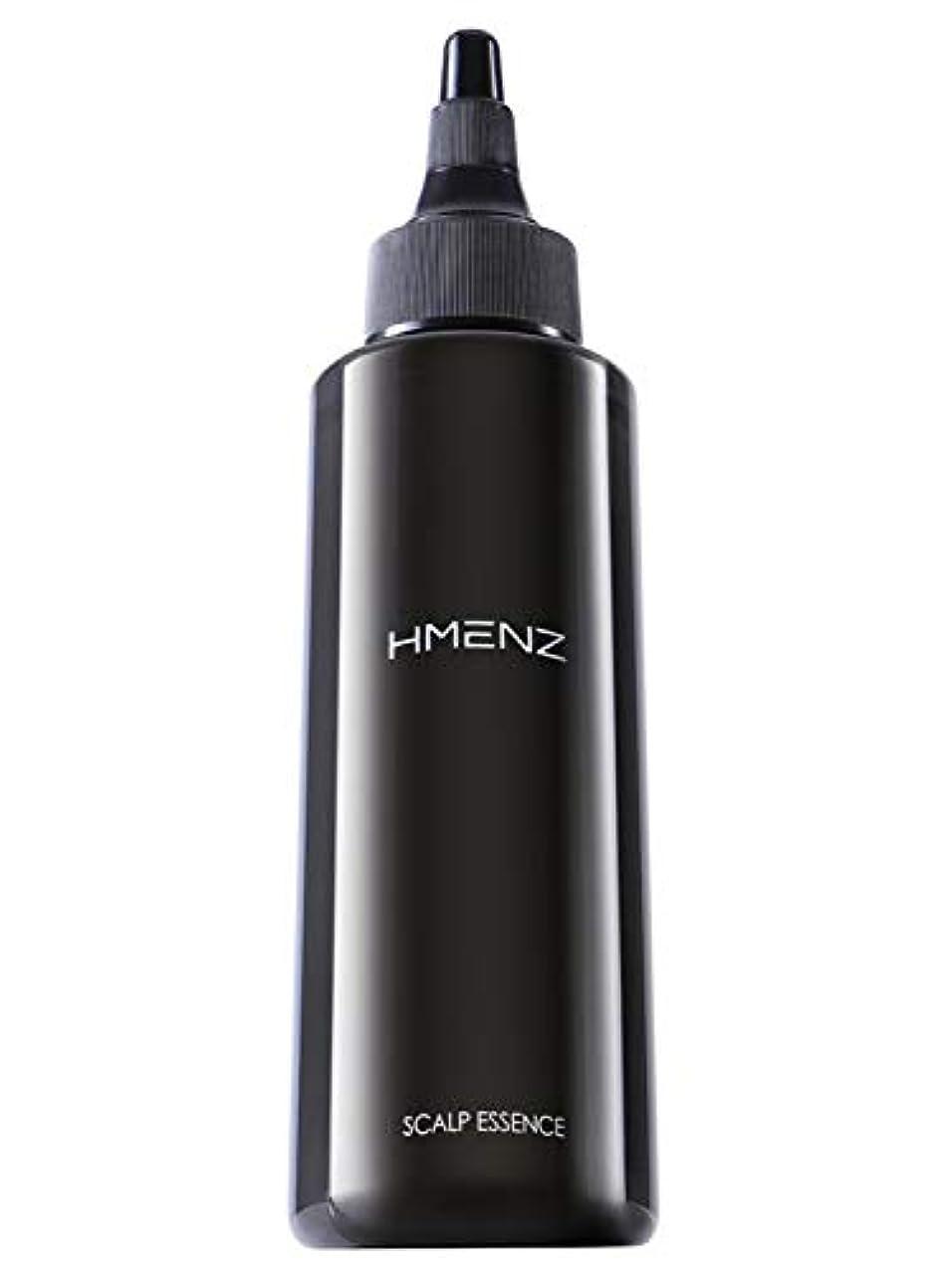 洗剤障害自発医薬部外品 HMENZ メンズ 育毛剤 スカルプエッセンス 毛髪エイジングケアシリーズ 和漢根 海藻配合 育毛トニック 120ml