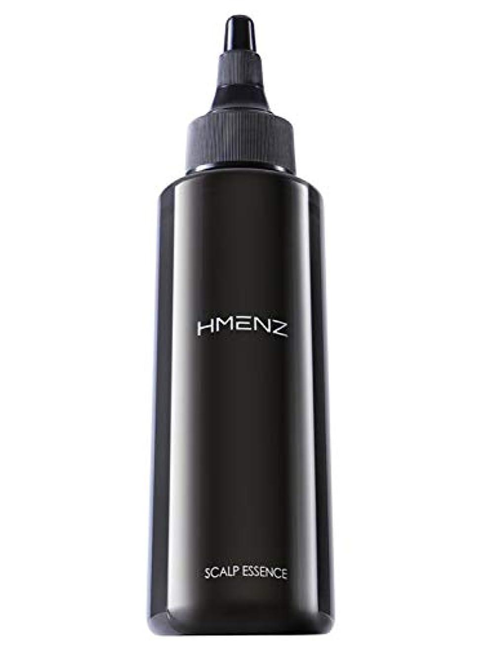貝殻肌私達医薬部外品 HMENZ メンズ 育毛剤 スカルプエッセンス 毛髪エイジングケアシリーズ 和漢根 海藻配合 育毛トニック 120ml